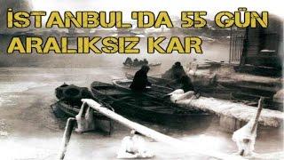 İstanbul'a En Uzun Kar Ne Zaman Yağdı? İşte Boğazı Bile Donduran O Kar!