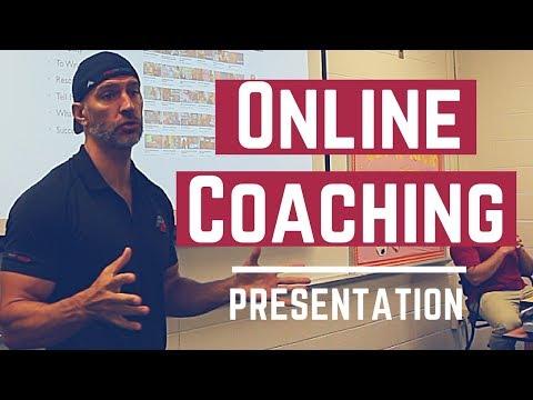 Online Business Presentation @ USF