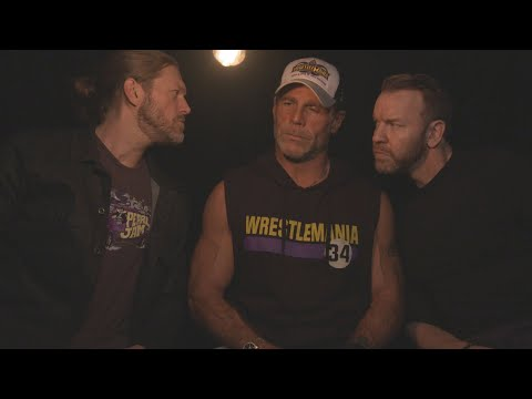 Edge & Christian want to know why HBK threw Marty Jannetty through The Barbershop window