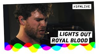 Royal Blood - Lights Out (Live @ Wisseloord Studios)