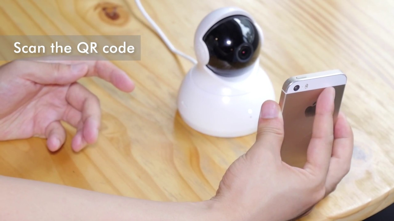 How to connect YI Dome Camera to your phone? #SamiLuo