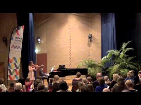 Dvorak - Sonatina in G opus 100
