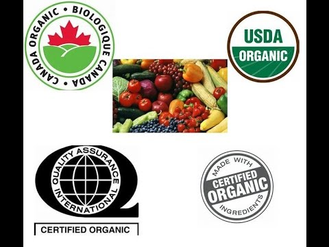 Why eating certified organic is imperative to maintain a healthy LIFE!