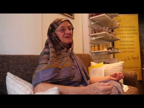 Science of the Soul by HG Narayani Mataji @ Krishna Lounge Helsinki,19 7 2016
