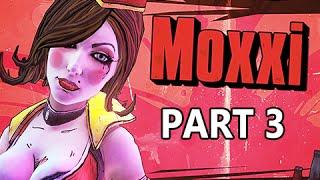 Borderlands: The Pre-Sequel Walkthrough Part 3 - Moxxi (PC 1080p Gameplay)