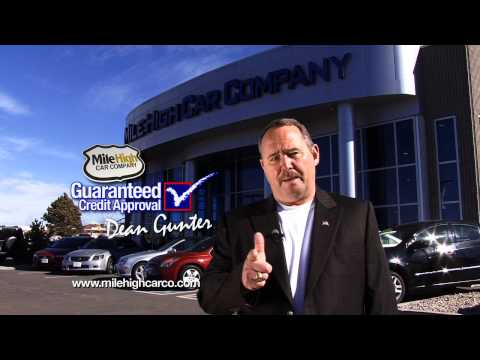 Mile High Car Company Guaranteed Financing.mov