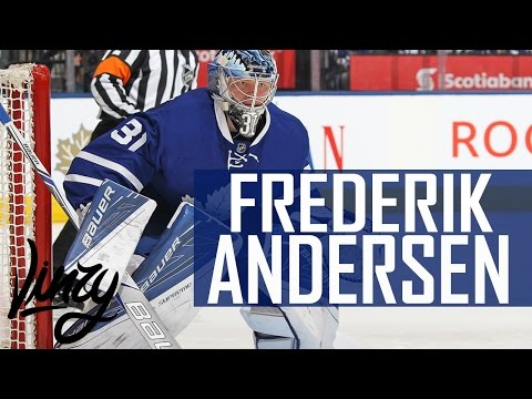Frederik Andersen | 2016-17 Highlights So Far! | [HD]