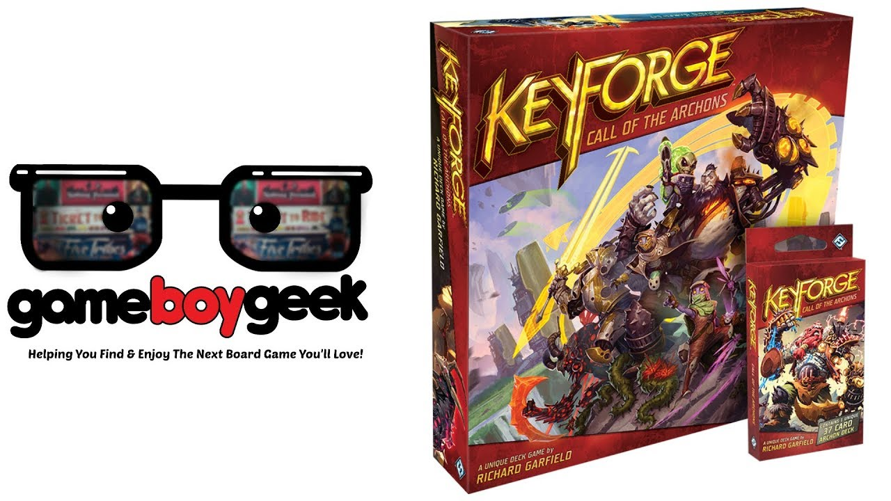Keyforge: Call of The Archons IN HAND Archon Deck In Store NOW Sealed