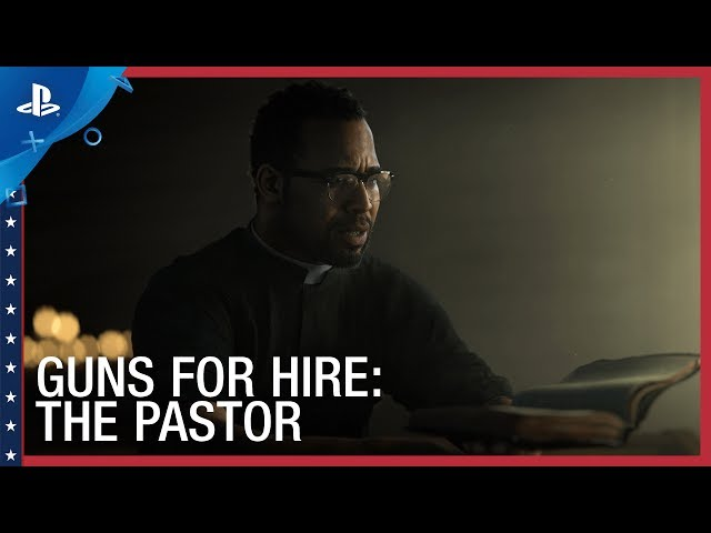 Far Cry 5 - The Resistance: Pastor Jerome Jeffries Trailer | PS4