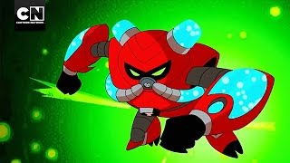 Ben 10 | Overflow | Cartoon Network