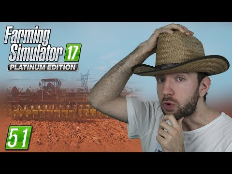 KULTIVACE A SETÍ!   Farming Simulator 17 #51