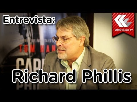 Capitán Phillips: Entrevista a Richard Phillips