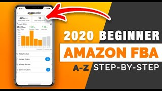 🔥 How to Sell on Amazon FBA for Beginners COMPLETE Step-By-Step Tutorial (5-Phase Breakdown 2019)