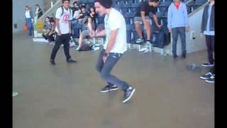 Brisbane Dance: Jerk Vs. Shuffle