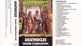 AGATHOCLES - Theatric Symbolisation of Life LP (1993)