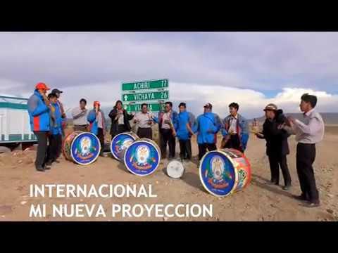 PRMICIA 2018 INTERNACIONAL MI NUEVA PROYECCIÓN DESDE CUNA DE LA TARQUEADA .ACHIRI PUEBLO MILENARIO