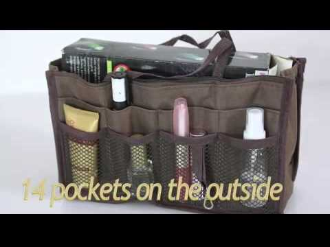 Kawachi Kangaroo Keeper Purse Or Bag Organizer