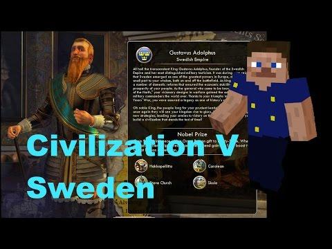 Civ V Sweden Ep 11 - Into Atomic Era