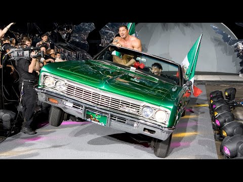 Most exciting car entrances in WWE history: WWE Playlist