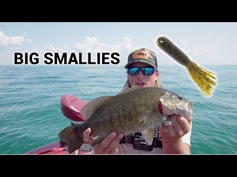"""How To Catch Big SmallMouth Bass"