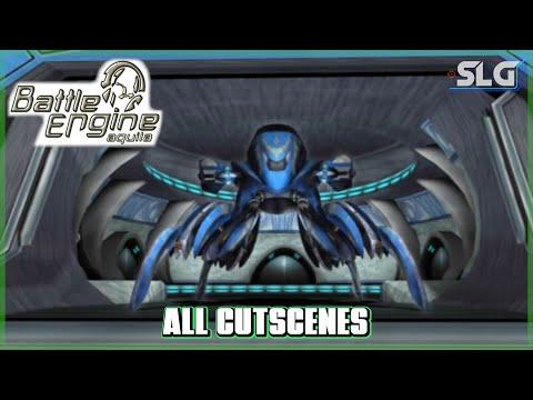 Battle Engine Aquila - All Cutscenes |