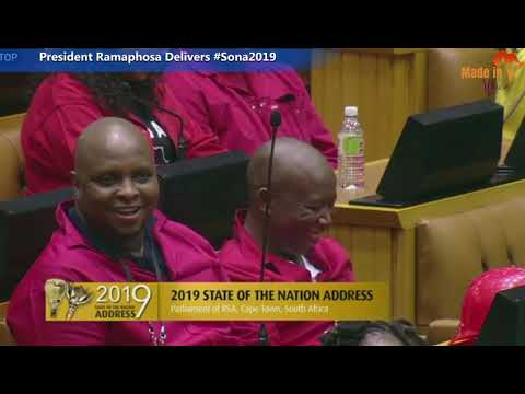 Ramaphosa says he will sing for Malema when he Becomes President