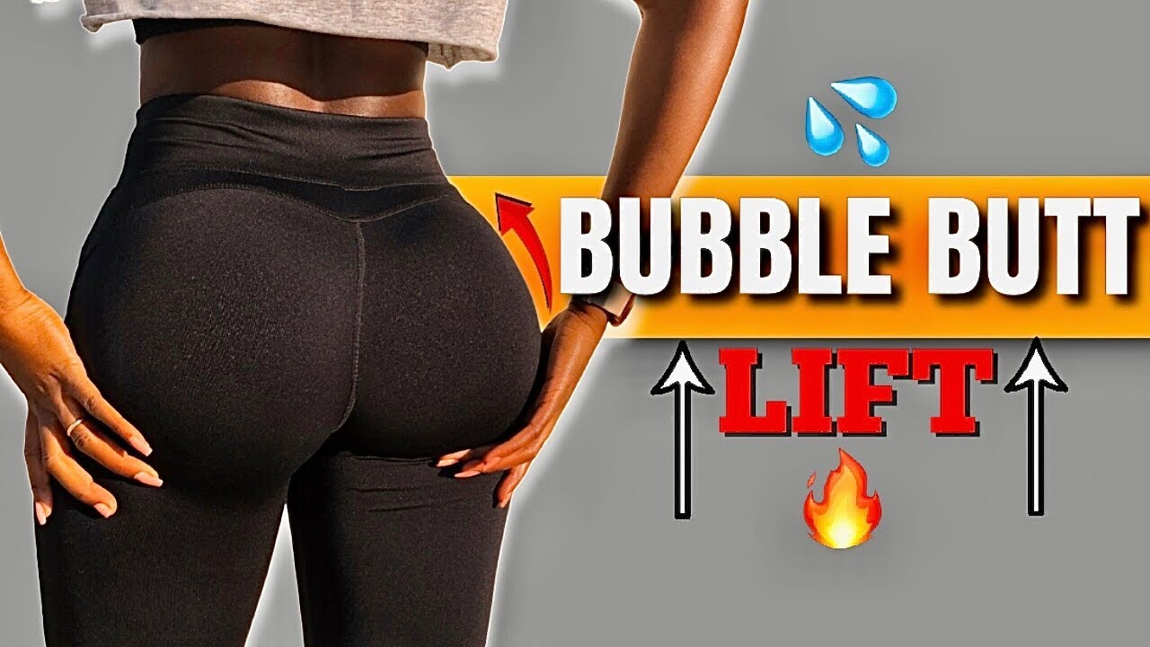 2 Week BUBBLE BUTT Lift Challenge ❤️🔥GLUTE BRIDGE 👉Top Booty Blow Up~Pump your Glutes