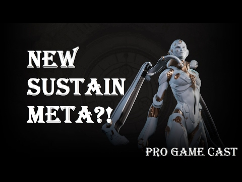 New Sustain Meta?! | High ELO Game Cast | Paragon v37 Gameplay