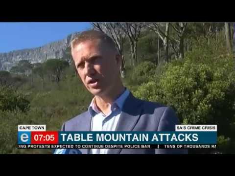 SA's crime crisis: Table mountain attacks