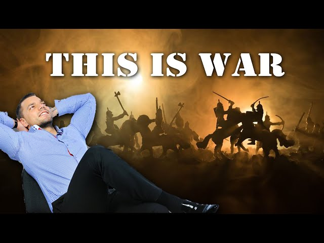 This is War – Pastor George Lehman