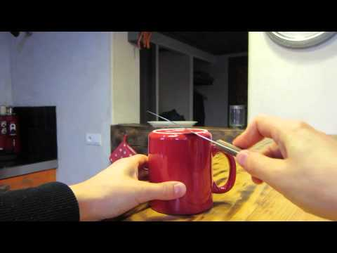 dasmesser.eu | Kiwi Brand Messer schärfen