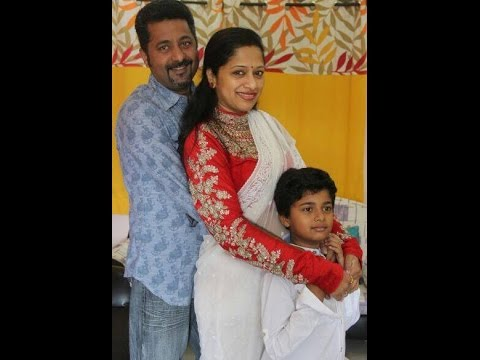 Actress and Anchor -  Anitha Chowdary Family Video