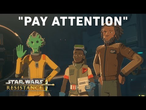 "Pay Attention - ""Dangerous Business"" Preview 