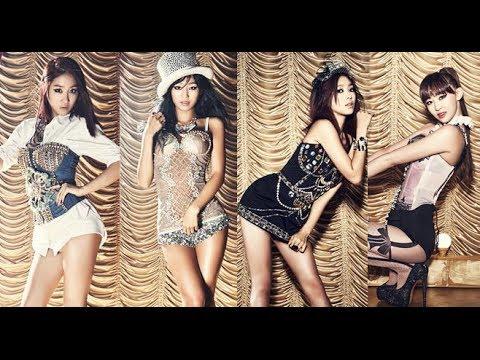 Best songs of Sistar  Những bài hát hay nhất của Sistar