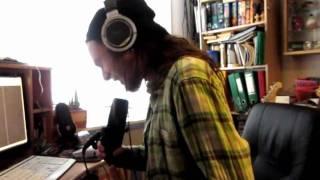 Stam1na - Murtumispiste vocal cover.