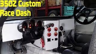 homepage tile video photo for Nissan 350Z Custom Race Dash