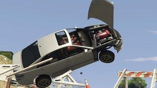 GTA 5 CAR CRASH COMPILATION!!!