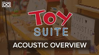 УФО іграшка Люкс | огляд Пт. 1: Акустична Іграшки