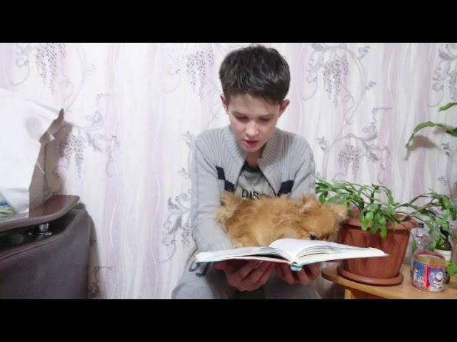 Изображение предпросмотра прочтения – ЕвгенийОлейник читает отрывок изпроизведения «Муму» И.С.Тургенева