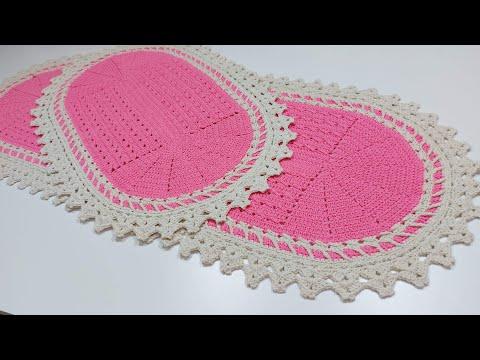 jogo de cozinha com tapete Helena