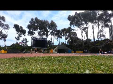 Javelin Crossover Drills And Approach Work