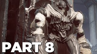 REMNANT FROM THE ASHES Walkthrough Gameplay Part 8 - SHADE & SHATTER BOSS (FULL GAME)
