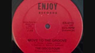 Disco Four - Move To The Groove
