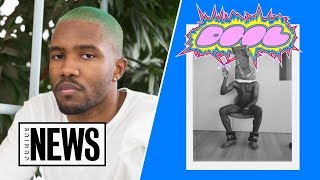 """Frank Ocean Returns With """"DHL"""" 