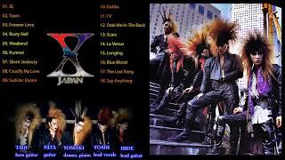 X Japan メドレー|| X Japan 人気曲 - ヒットメドレー || Best Of X Japan  2020