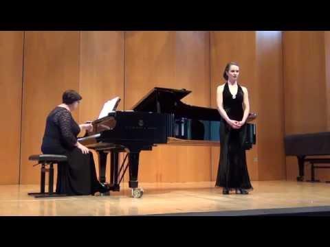 N. Rimsky-Korsakov - Eastern Song: The Nightingale Enslaved by the Rose, op. 2 Nr. 2