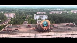 Чернобыль с квадрокоптера  Припять  2015 online video cutter com(, 2016-04-23T07:24:42.000Z)