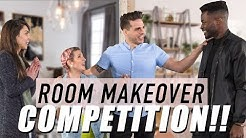 Design Vs. Design - Room Makeover Competition!