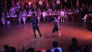 """2013 Taipei Tango Festival - Wei-Ning Chen/Hua-Bao Chien/Yi-Wen Cheng """"Charrúa"""""""