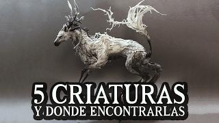 Top 5 Criaturas Mitológicas y donde encontrarlas en la vida Real